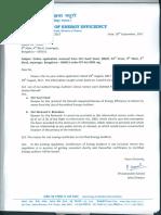 RTI BEE Accreditation