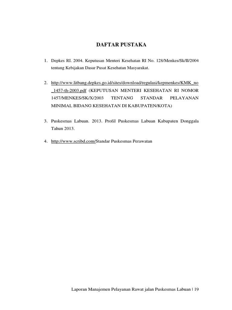 Profil Puskesmas Pdf File