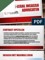 E-Legal Incasso Advocaten