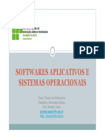 Softwares Basicos e Aplicativos