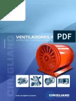 Ventilador Axiales