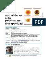 Curso Sexualidad en Discapacidad Ineava 2017