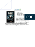 Zombies Nchronologies Mort Parce Que Bte Tome 2