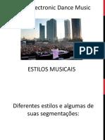 Estilos Musicais 2017