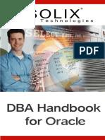 DBA Handbook for Oracle