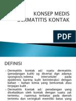 Power Point Dermatitis