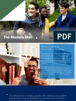 En Microsoft Modern Man Report