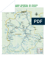 Mapa Politico de Pozuzo-osomayo