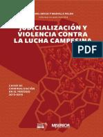 Judicializacion y Violencia Contra La Lucha Campesina - Abel Areco - Marielle Palau - Portalguarani