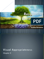 Responsive Environment by