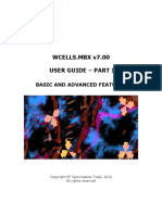 Wcells, User Guide v7.00 - Rfopt - All Ran