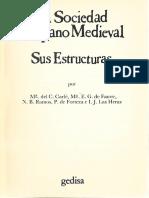 La Sociedad Hispano Medieval. Carle