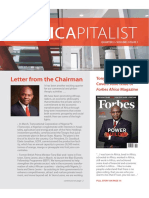 Africapitalist Newsletter