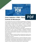 Como Implantar o PCM
