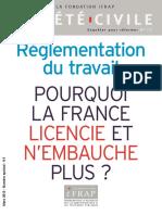 Société civile N°133 Reglementation du travail.pdf