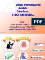 Attitude cerminan Etika dan Moral-2014---.pptx