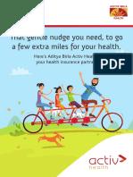 Activ Health Brochure