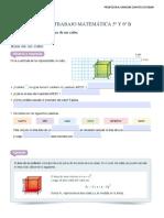 Guía de Trabajo Matemática 5º y 6º b
