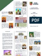 Pasión, Muerte y Resurrección de JesúsTríptico (1)