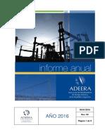 Informe Anual Demanda - 2016
