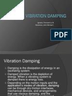 Vibration Damping