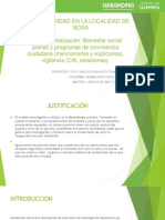 Proyecto de Investigacion Catedra Pablo Oliveros