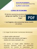 1 Clase Economia