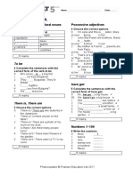 LB 5th Diagnostic Test A