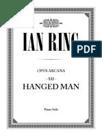 Ian Ring - Opus Arcana - cover art