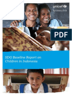 UNICEF Baseline Report on Children in Indonesia