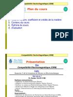 0.CEM_ Présentation, Contenu Et Modalité