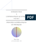 InfoQuant - Principes mathématiques