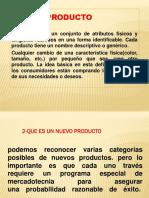 Diapositiva de Producto