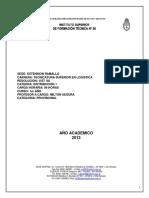 Sede San-Nicolás Logística Distribucion-I 20131-1