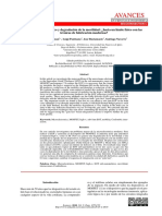 EOT sub-nanométrico y degradación de la movilidad