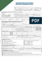Formulario 2017 Afiliacion y Novedades