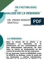 Analisis de La Demanda.