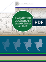 Diagnostico de Genero en La Amazonia