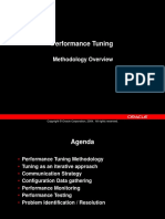 Performance Tuning Methodology