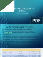 Antena Fractal Para Tv Digital-ibarra
