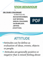 Organisation Behaviour (PPT)