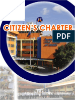 Citizens Charter DPWH