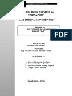Informe Final Implementacion de Fuente Regulada CORREGIDO