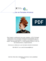 Master Em Pentados Artísticos - DTLX Escola Profissional