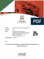 ENSOSP-Article-De l'Intêret de La Planification Phase 3 Etape 2 Phases 4 5 6-Raymond GUIDAT-2016