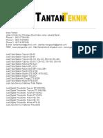 Jual Jual Meteran Roll Minyak - Richter Messwerkzeuge 10m - RICHTER OIL Sounding ( Cek Harga 082217294199 )