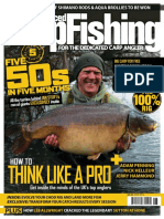 Advanced Carp Fishing June 2016
