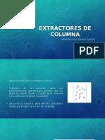Extractores de Columna