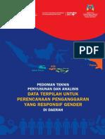 Buku Pedoman Penyusunan Dan Analisis Data Terpilah Untuk PPRG