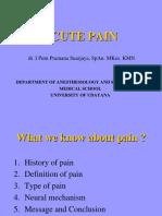 DAY 4 Acute Pain